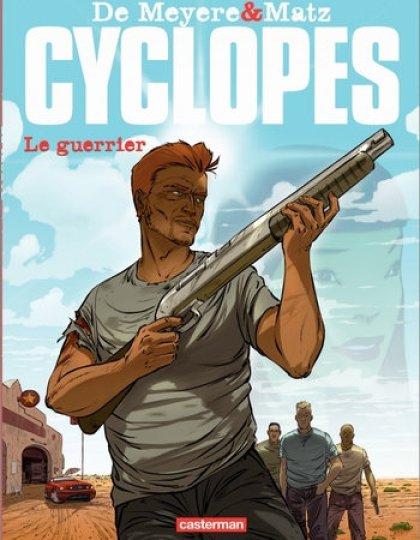 Cyclopes - Tome 4