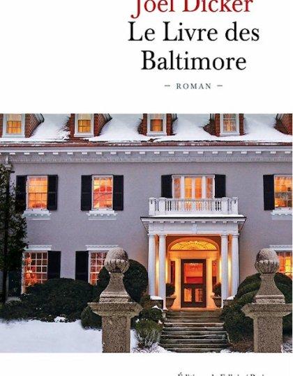 Joël Dicker (2015) - Le livre des Baltimore