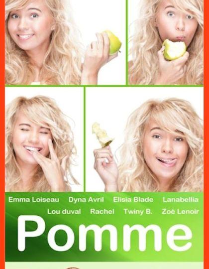Emma Loiseau ( Déc.2015), Dyna Avril, Elisia Blade, Lanabellia, Lou Duval, Rachel, Twiny B., Zoé Lenoir - Les aventures de pomme