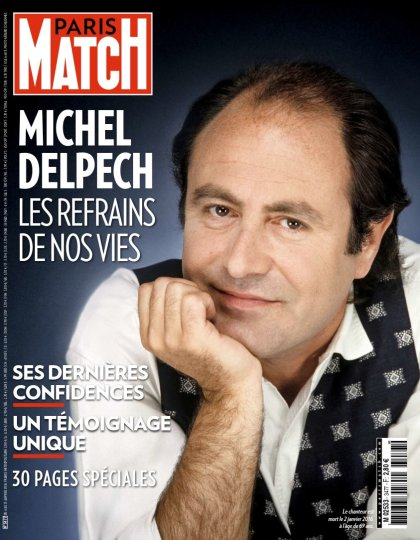 Paris Match No.3477 - 6 au 13 Janvier2016