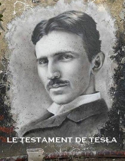 Jack Jessup - Le testament de Tesla