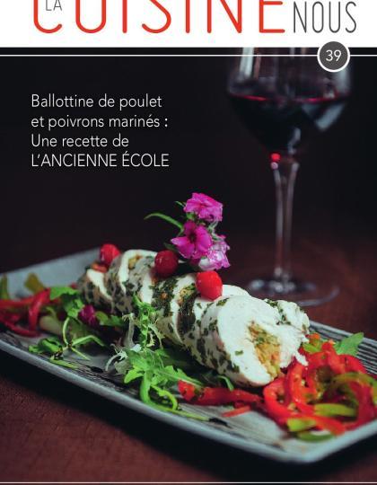 La Cuisine De Chez Nous N°39 - Novembre 2015