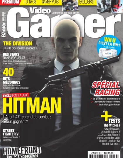 Video Gamer N°39 - Mars 2016