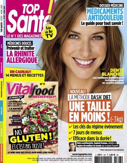 Top Santé N°307 - Avril 2016