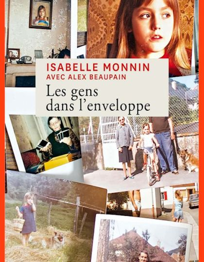 Isabelle Monnin (2016) - Les gens dans l'enveloppe