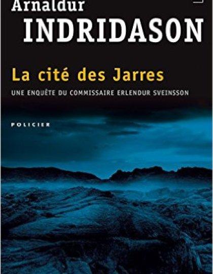 La cité des jarres - Indridason Arnaldur