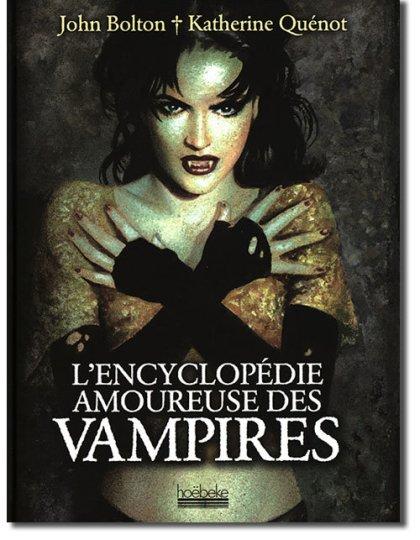 L'Encyclopédie amoureuse des Vampires
