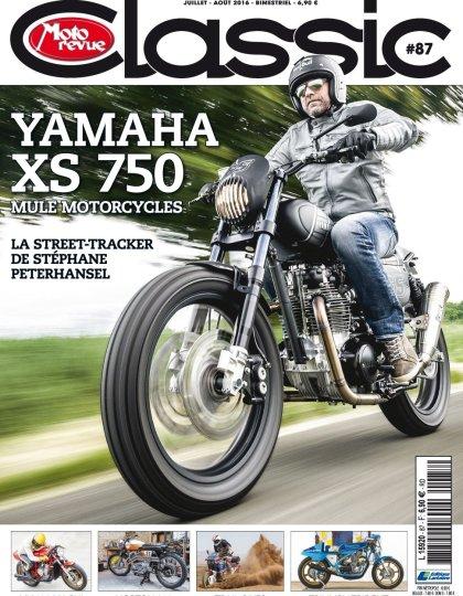 Moto Revue Classic N°87 - Juillet/Aout 2016