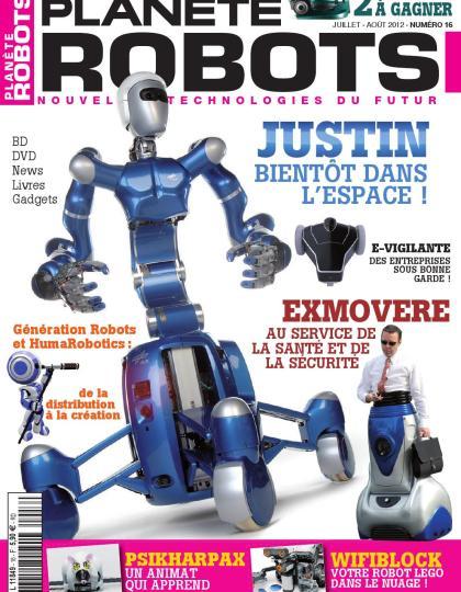 Planète Robots No.16