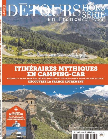 Détours en France Hors-Série N°33 - Collection 2016