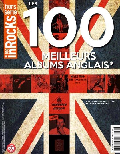 Les Inrockuptibles Hors-Série N°80 - 100 Meilleurs Albums Anglais 2016