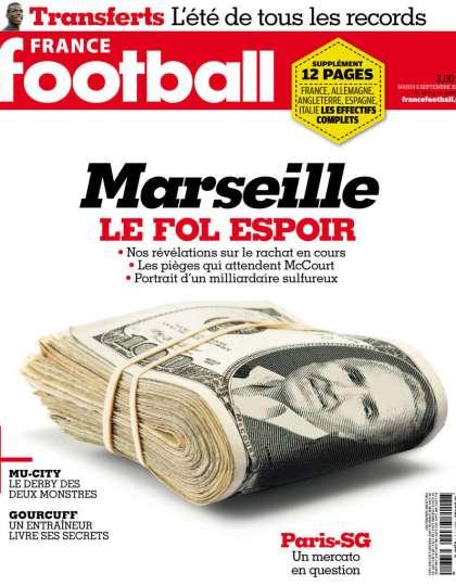 France Football - 06 Septembre 2016