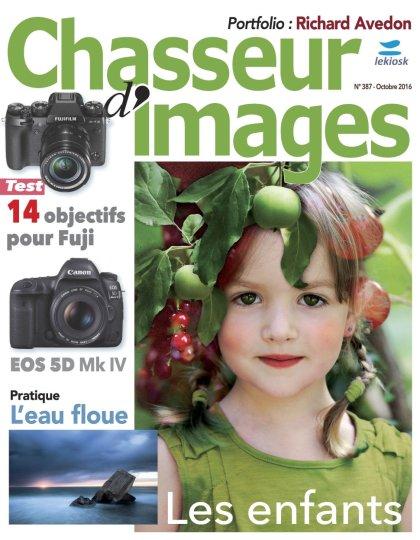 Chasseur d'Images N°387 - Octobre 2016