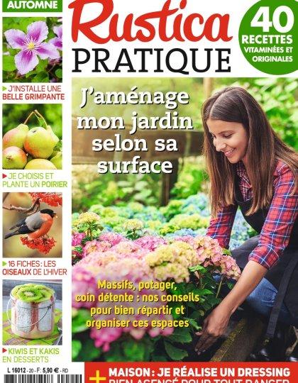 Rustica Pratique N°20 - Automne 2016