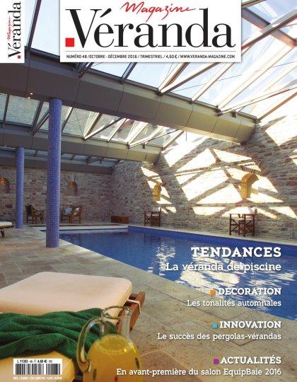Veranda Magazine N°48 - Octobre/Decembre 2016