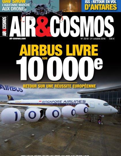 Air & Cosmos N°2519 - 21 Octobre 2016