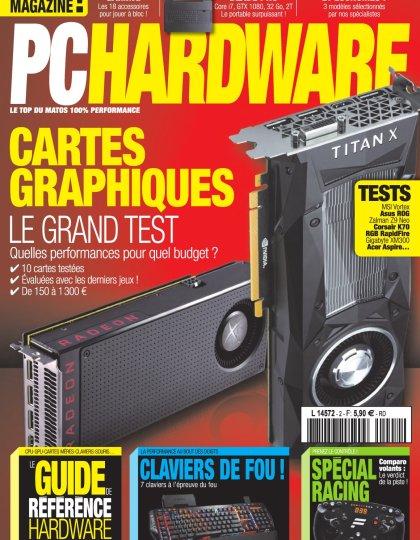 PC Hardware N°2 - Décembre 2016/Janvier 2017