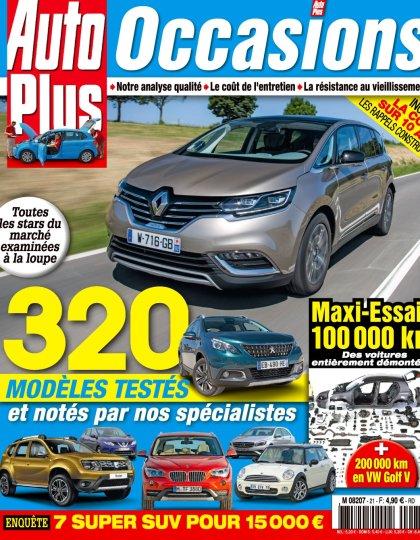 Auto Plus Occasions N°21 - Hiver 2017