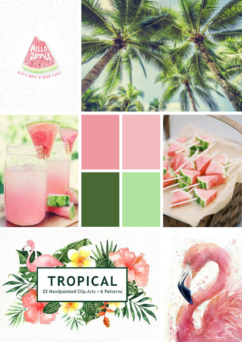 MOODBOARD SUMMER EDITION 1