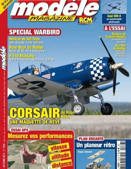 Modèle Magazine N°733