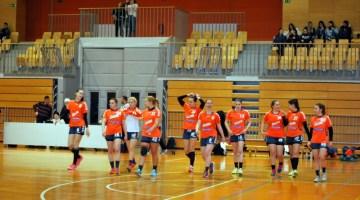 Zmaga v zadnjem  kolu 1.A državne članske ženske lige za ŽURD