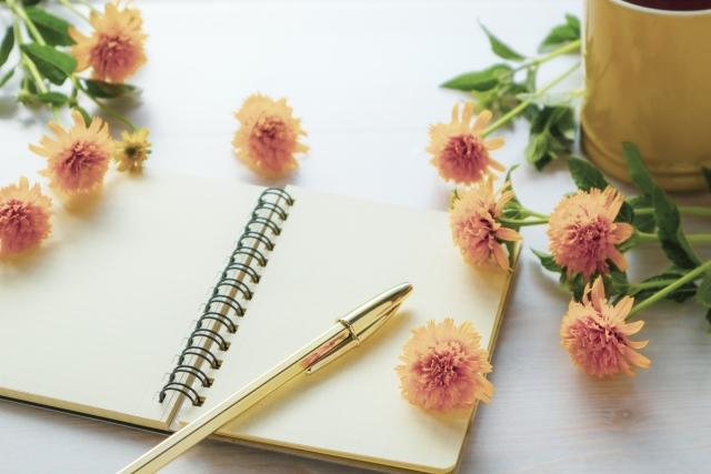 将来の夢リストを作ると100個は必要?実際にノートに書くのが重要