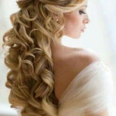 Hairstyles for curly hair 02