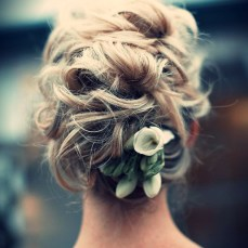 Indian bridal hairstyles updo's 05