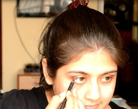 Indian bridal makeup 53