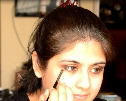 Indian bridal makeup 57