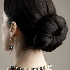 Bridal hairstyles buns 01