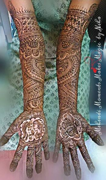 mehndi designs by nihaad 03