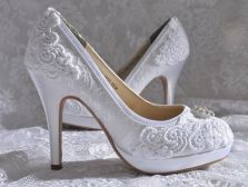 vintage bridal shoes 07