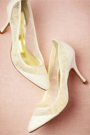 vintage bridal shoes 16