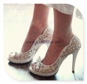 vintage bridal shoes 24