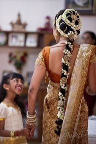Indian bridal hairstyles 20