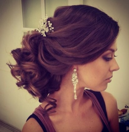 Indian bridal hairstyles 32
