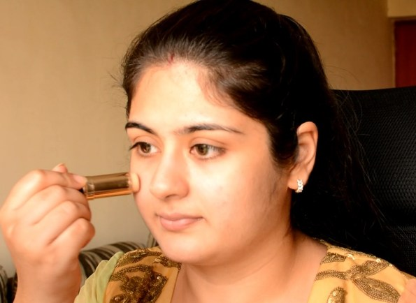 Makeup for Karwa Chauth 2014 04