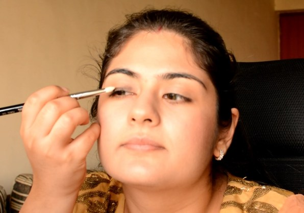 Makeup for Karwa Chauth 2014 13