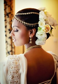 Indian bridal hairstyles 2014 15