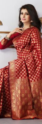 Designer sarees for Bengali bride 07