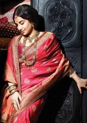 Designer sarees for Bengali bride 10