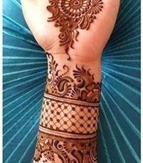 Arabic mehndi designs 10