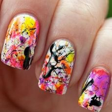 Latest nail art designs 22