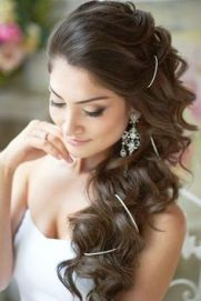 Indian bridal hairstyles 80