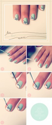 Nail art designs step by step 04