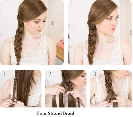 Easy hairstyles 07
