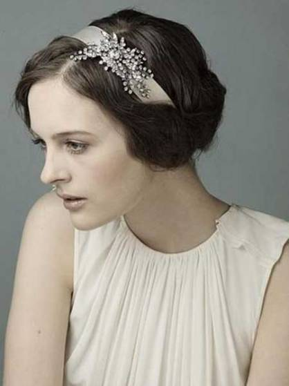 Indian wedding hairstyles for short hair 18