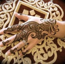 Mehendi Designs for Your Hands 18