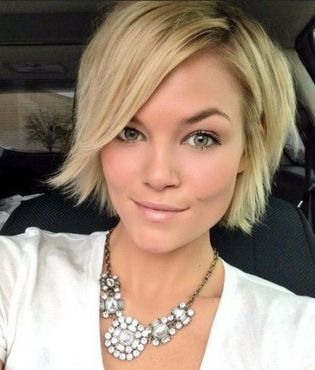 Short hairstyles for thin hair 06
